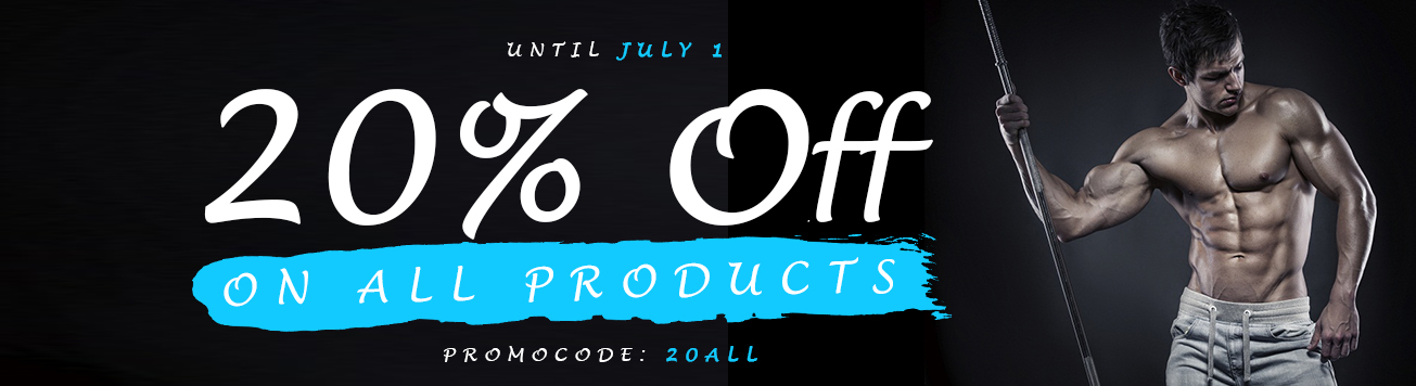June Promo on all products