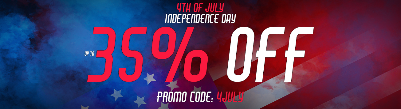 Independence Day Promo 2021