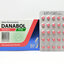 Image 2, Danabol 10 NEW, Balkan Pharmaceuticals, 25 tabs (10 mg/tab) - for sale